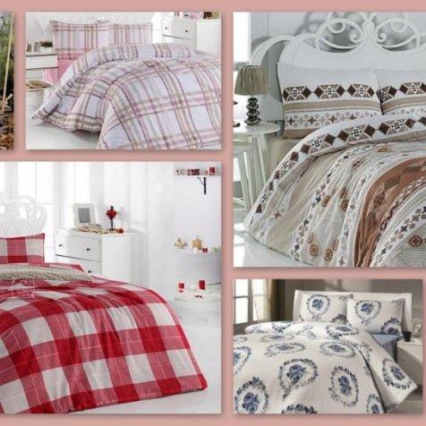 Фланель для постельного белья: особенности, характеристики