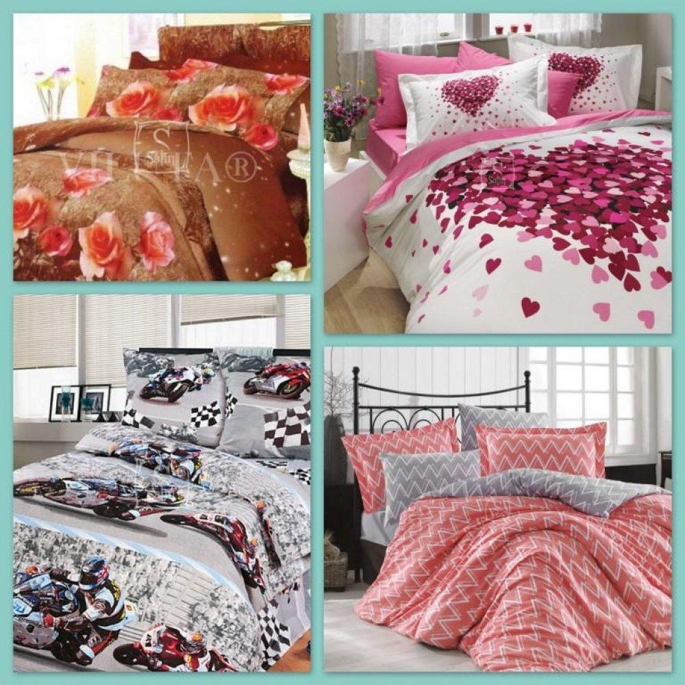 Как выбрать постельное белье из поплина - особенности