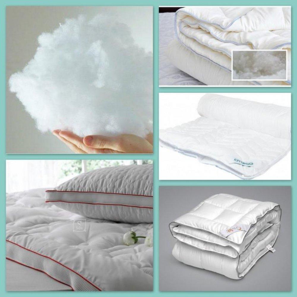 Гипоаллергенные одеяла: новые виды синтетических наполнителей