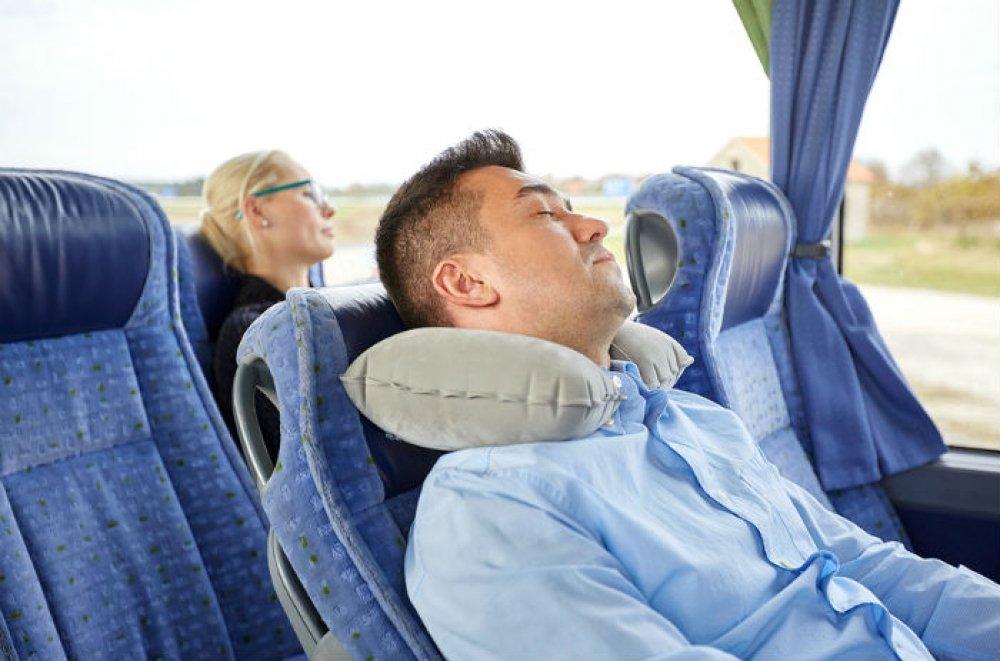 Как выбрать подушку для путешествий