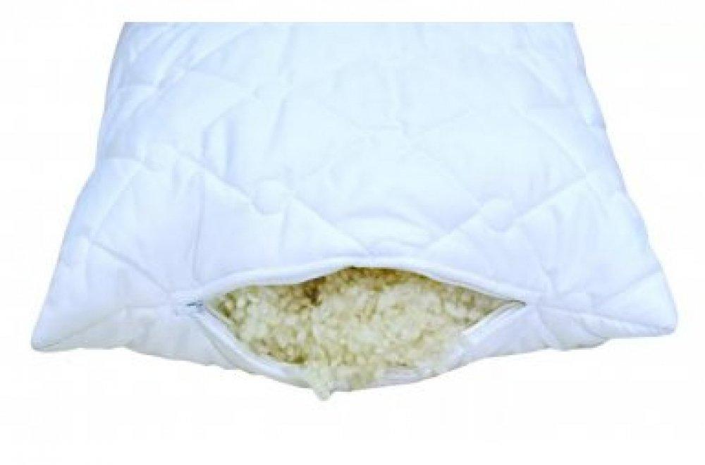 Подушка из овечьей шерсти: плюсы и минусы