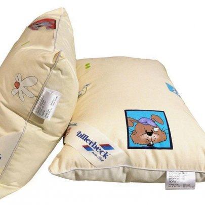 Подушка детская  Billerbeck. Лора 30% пуха, размер 40х60 см
