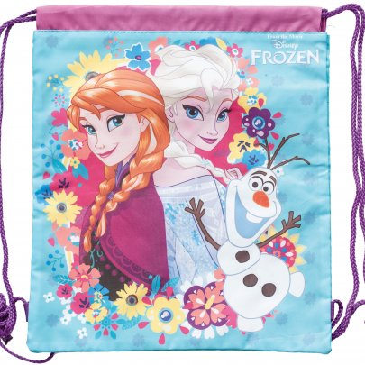 Сумка для обуви 1 Вересня. SB-01 Frozen mint, 40*35 см