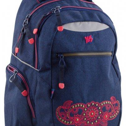 Рюкзак подростковый Yes. T-23 Jeans