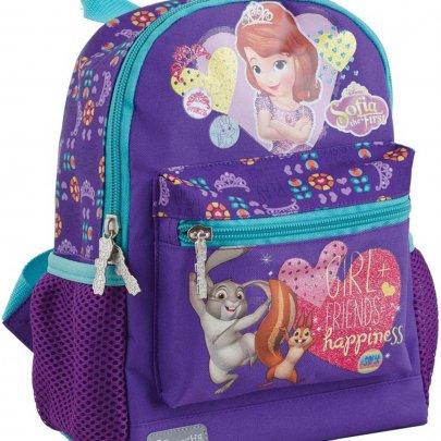 Рюкзак детский 1 Вересня. Sofia purple K-16