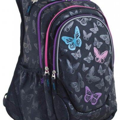 Рюкзак подростковый Yes. T-27 3 Butterfly
