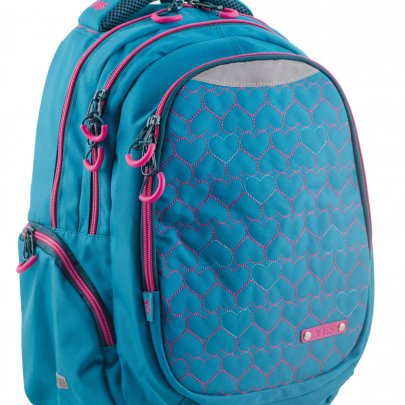 Рюкзак подростковый Yes. T-22 Mint hearts