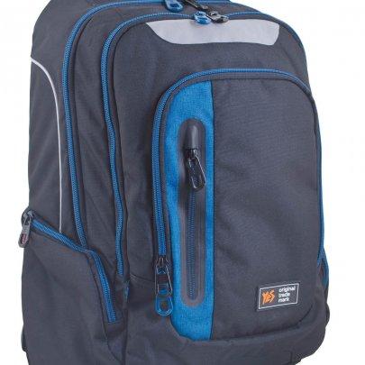 Рюкзак подростковый Yes. T-22 With blue