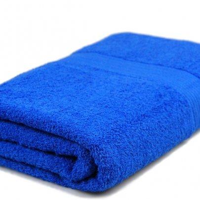 Полотенце махровое Азербайджан Темно-синее в ассортименте