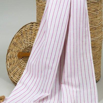 Пляжное полотенце Barine. Pestemal Linea Fushia фуксия