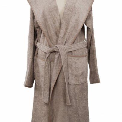 Махровый халат Irya. Модель Tender Bej
