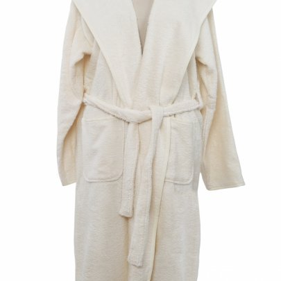 Махровый халат Irya. Модель Tender Ekru