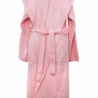 Махровый халат Irya. Модель Tender Pembe
