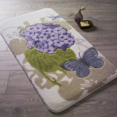 Коврик для ванной Confetti. Pia Purple