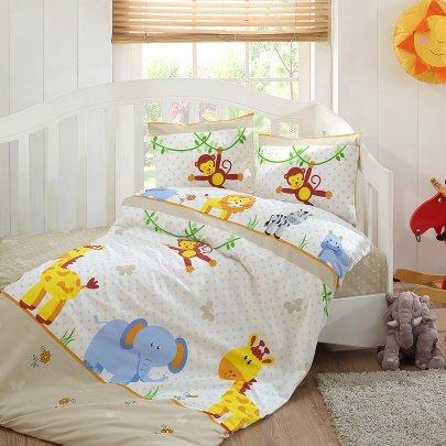Постельное белье в детскую кроватку Class.Tierre v1