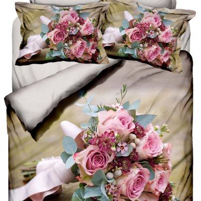 Постельное белье Class. 3D Bride Blume
