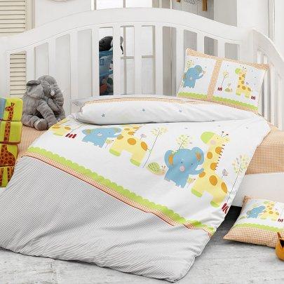 Постельное белье в детcкую кроватку Class. Bambini v1