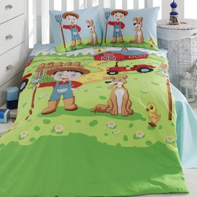 Постельное белье в детcкую кроватку Class. Ciftci v1