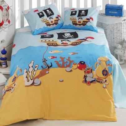 Постельное белье в детcкую кроватку Class. Karayip Korsaniari v1