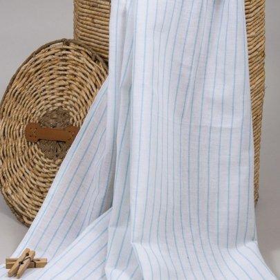 Пляжное полотенце Barine. Pestemal Linea Mint ментоловый