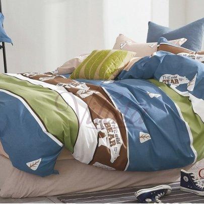 Детское постельное белье Viluta. Сатин 255