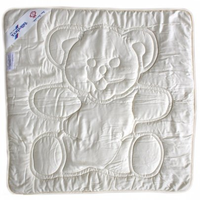 Одеяло Billerbeck. TEDDY детское из эвкалиптового волокна, размер 80х80 см