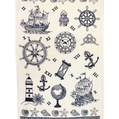 Полотенце кухонное IzziHome. Море