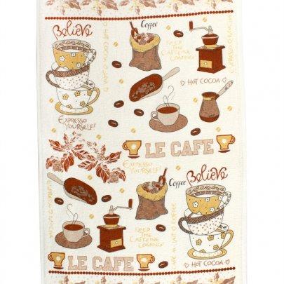Полотенце кухонное IzziHome. Ле Кафе
