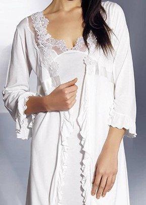 Комплект халат+рубашка Mariposa.  Модель 4410