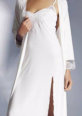 Комплект халат+рубашка Mariposa.  Модель 4411