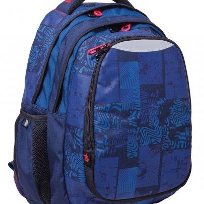 Рюкзак подростковый 1 Вересня. Indigo Т-22, 40*34*24 см