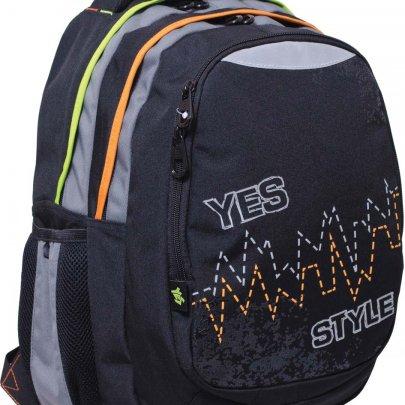 Рюкзак подростковый 1 Вересня. Pulse Т-22, 40*34*24 см