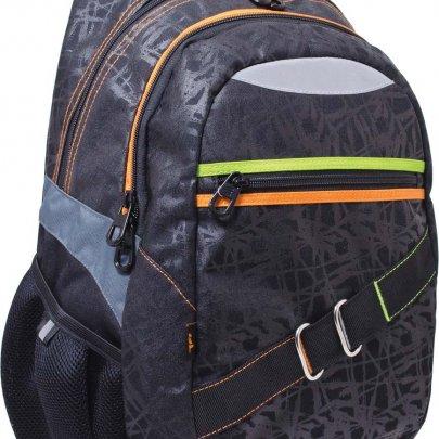 Рюкзак подростковый 1 Вересня. Discovery Т-23, 42*32*21 см