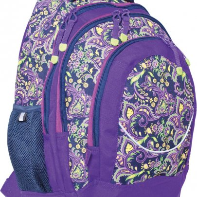 Рюкзак подростковый 1 Вересня. Roxy Т-14, 46,5*33*15 см
