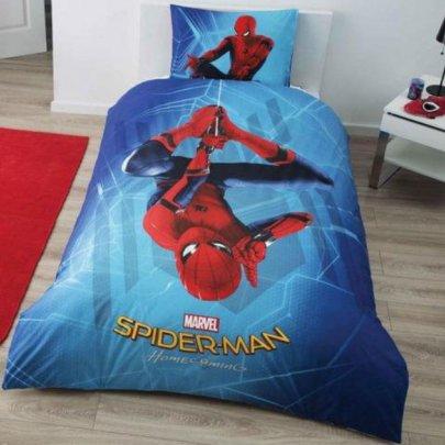 Детское постельное белье TAC. Spiderman Homecoming (простынь 180х260 см)