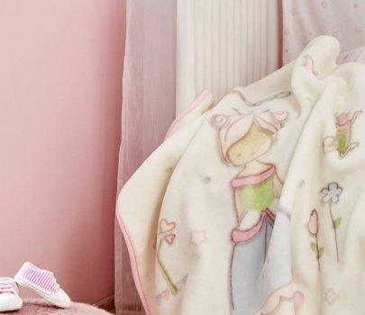 Детское покрывало Karaca Home. PRINCES