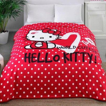 Детский плед TAC. Disney Hello Kitty