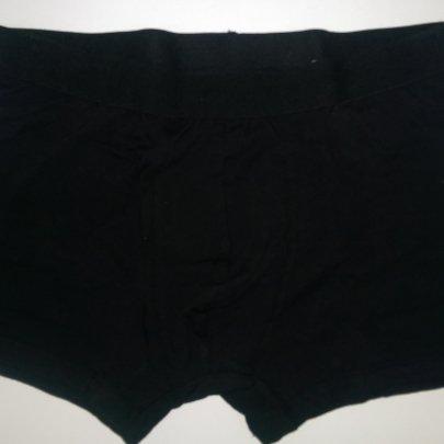 Трусы мужские U.S. Polo Assn. Модель 80051, черного цвета