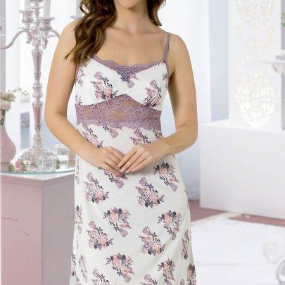 Ночная сорочка Mariposa. Модель 8105 LAVANDER