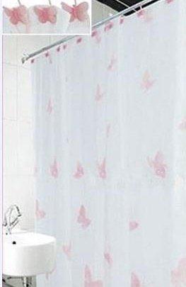 Шторка для ванной Arya. Clover