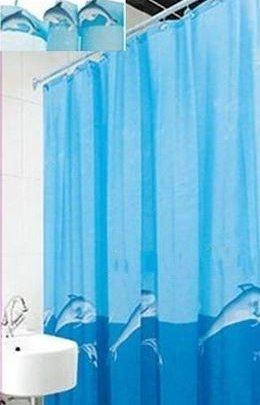 Шторка для ванной Arya. Ocean