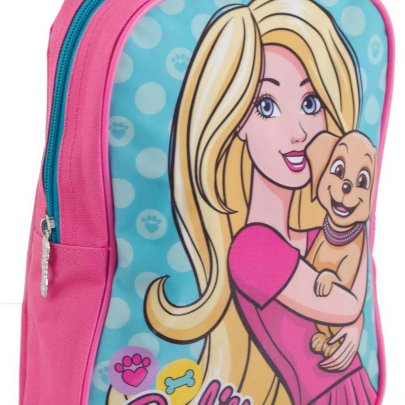 Рюкзак детский 1 Вересня. Barbie mint, 26*20*7 см