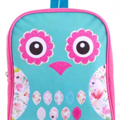 Рюкзак детский 1 Вересня. Yes K-18 Owl, 26*20*7 см