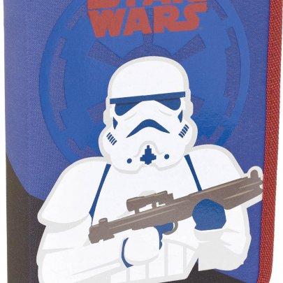 Пенал твёрдый одинарный без клапана 1 Вересня. Star Wars