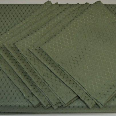 Скатерть Viluta. Журавинка зеленая в ассортименте