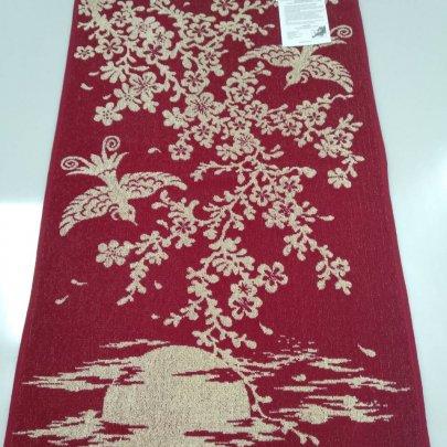 Махровое полотенце Речицкий текстиль. ВЕТКА  САКУРЫ