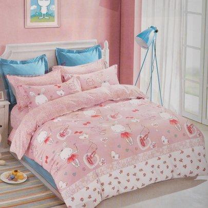 Постельное белье в детскую кроватку  Viluta. 17162