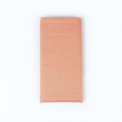 Набор наволочек Arya. Сатин персикового цвета, 2 предмета