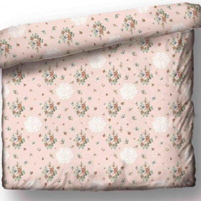 Пододеяльник Casabel. Mix&Sleep Bouquet Rose