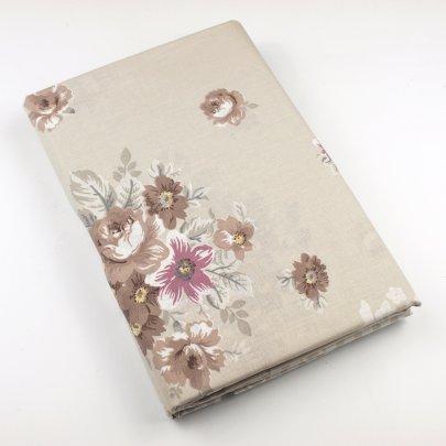 Пододеяльник Casabel. Mix&Sleep Bouquet Stone